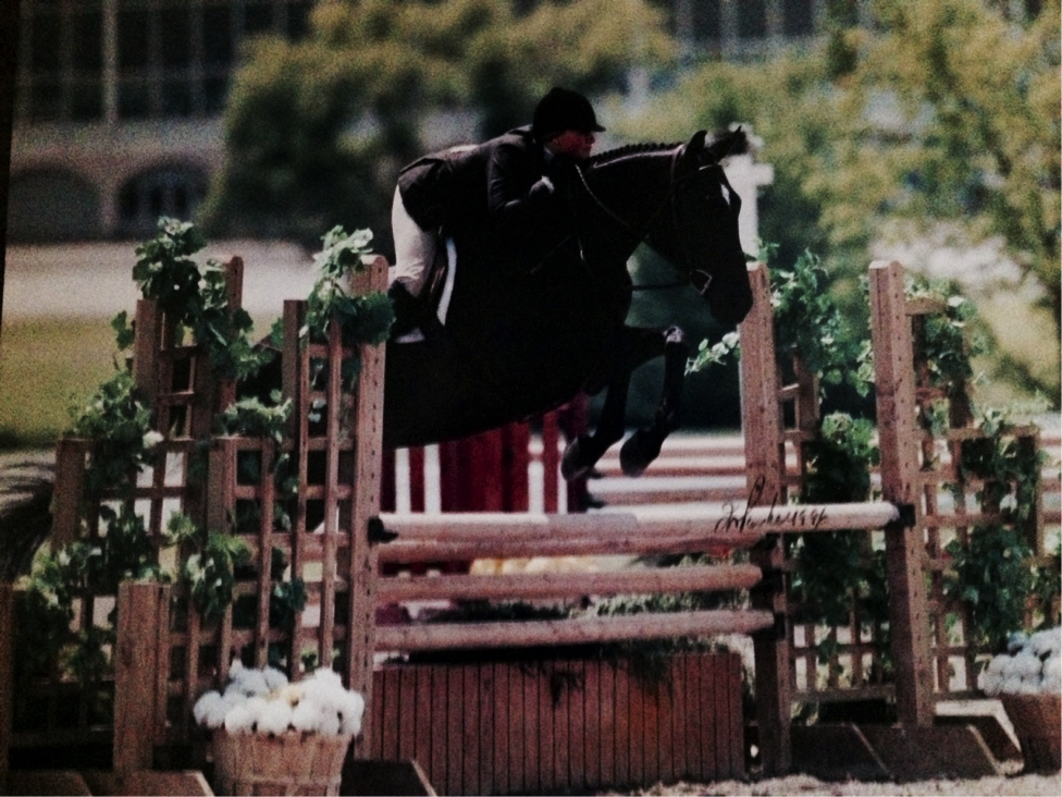 Margaret Kruse Hunter Jumper Rider
