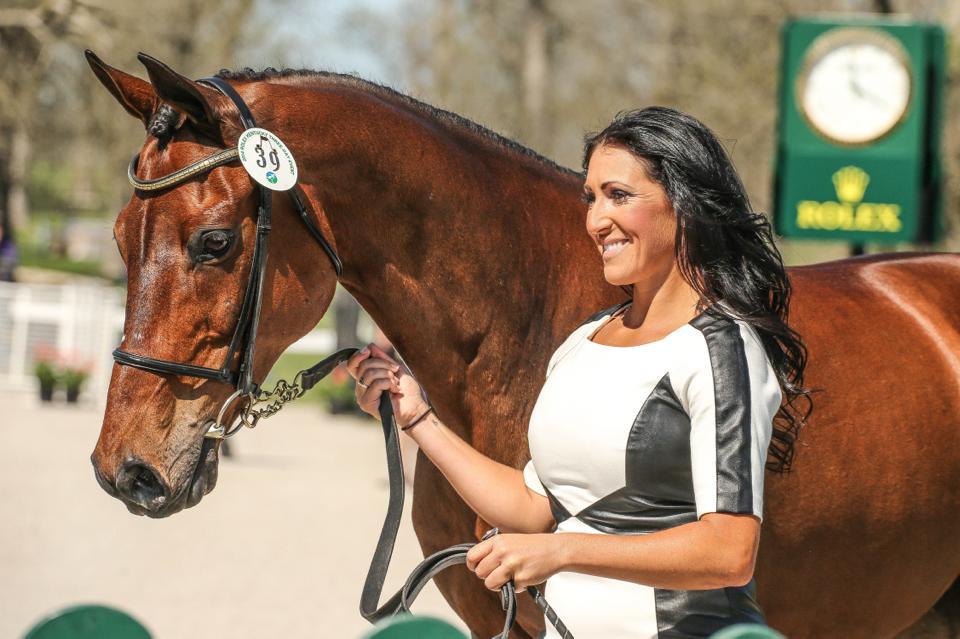 Laine Ashker Al Rolex 2014